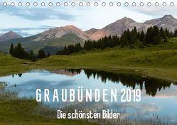 Graubünden 2019 – Die schönsten Bilder (Tischkalender 2019 DIN A5 quer) von Mathis,  Armin
