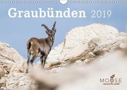 Graubünden – 2019 (Wandkalender 2019 DIN A4 quer) von Schöps,  Anke