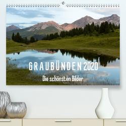 Graubünden 2020 – Die schönsten Bilder (Premium, hochwertiger DIN A2 Wandkalender 2020, Kunstdruck in Hochglanz) von Mathis,  Armin