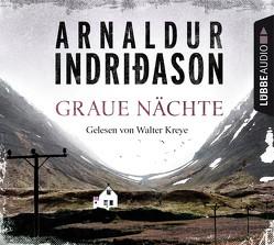 Graue Nächte von Indriðason,  Arnaldur, Kreye,  Walter