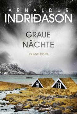Graue Nächte von Indriðason,  Arnaldur
