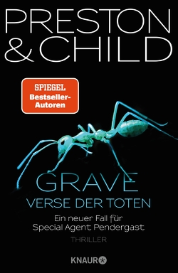 Grave – Verse der Toten von Benthack,  Michael, Child,  Lincoln, Preston,  Douglas