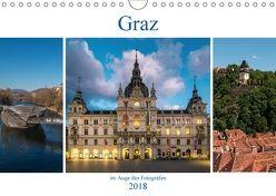 Graz im Auge des FotografenAT-Version (Wandkalender 2018 DIN A4 quer) von Roletschek,  Ralf