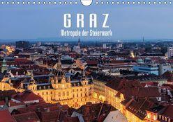 Graz – Metropole der Steiermark (Wandkalender 2018 DIN A4 quer) von LianeM,  k.A.