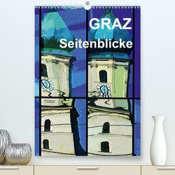 Graz Seitenblicke (Premium, hochwertiger DIN A2 Wandkalender 2020, Kunstdruck in Hochglanz) von Sock,  Reinhard