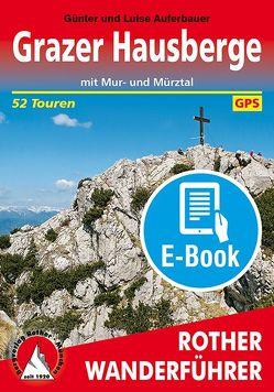 Grazer Hausberge (E-Book) von Auferbauer,  Günter, Auferbauer,  Luise