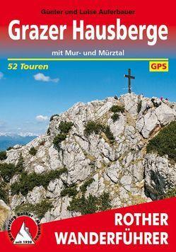 Grazer Hausberge von Auferbauer,  Günter, Auferbauer,  Luise