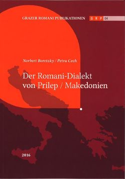 Grazer Romani Publikationen 04 von Boretzky,  Norbert, Cech,  Petra