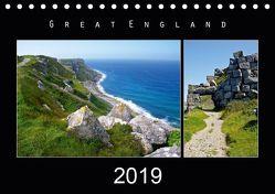 Great England 2019 (Tischkalender 2019 DIN A5 quer) von Hamburg, Mirko Weigt,  ©