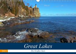 Great Lakes – Die großen Seen (Wandkalender 2021 DIN A3 quer) von gro