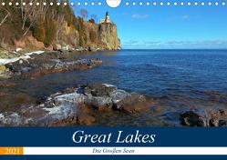 Great Lakes – Die großen Seen (Wandkalender 2021 DIN A4 quer) von gro