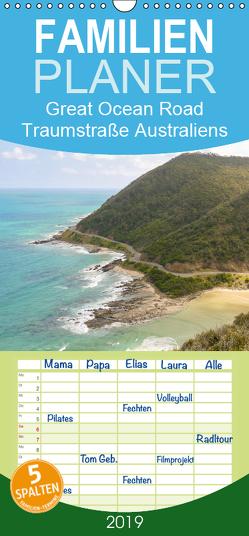 Great Ocean Road – Traumstraße Australiens – Familienplaner hoch (Wandkalender 2019 , 21 cm x 45 cm, hoch) von Wasilewski,  Martin