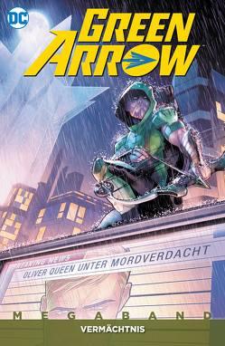 Green Arrow Megaband von Byrne,  Stephen, Faßbender,  Jörg, Ferreyra,  Juan, Percy,  Benjamin, Schmidt,  Otto