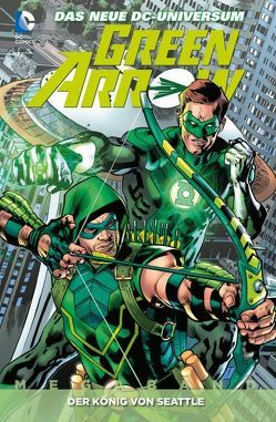 Green Arrow von Lemire,  Jeff, Sokolowski,  Ben