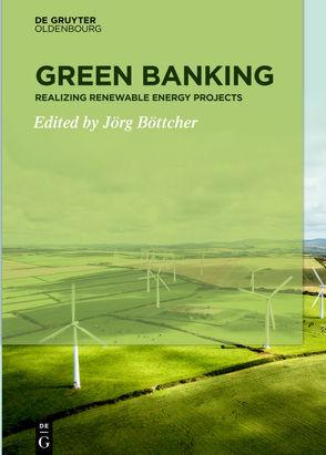 Green Banking von Böttcher,  Jörg