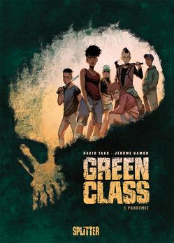 Green Class. Band 1 von Hamon,  Jérôme, Tako,  David