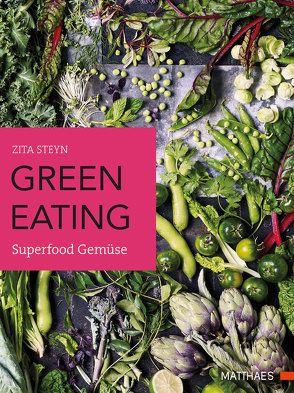 green eating von Steyn,  Zita