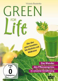 Green for Life, DVD von Boutenko,  Victoria