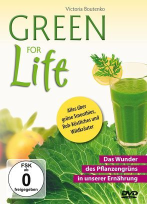 Green for Life, DVD von Boutenko,  Victoria