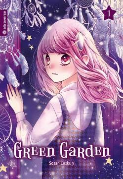 Green Garden 01 von Coskun,  Sozan