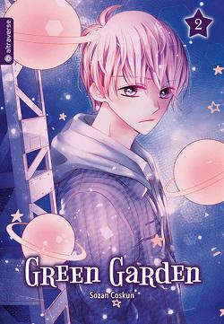 Green Garden 02 von Coskun,  Sozan