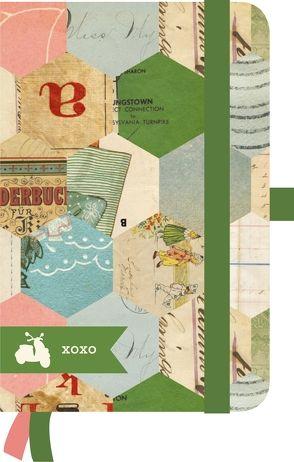 Green Journal small THE COMSTOCKS II