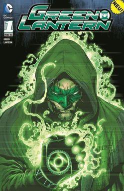 Green Lantern von Tan,  Billy, Venditti,  Robert