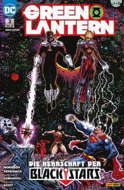 Green Lantern von Camuncoli,  Giuseppe, Morrison,  Grant, Xermanico