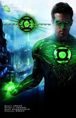 Green Lantern: Der Anfang von Green,  Michael, Guggenheim,  Marc, Johns,  Geoff, Tomasi,  Peter J.