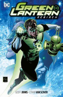 Green Lantern: Rebirth (überarbeitete Neuausgabe) von Johns,  Geoff, van Sciver,  Ethan