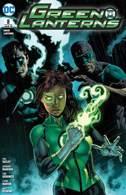 Green Lanterns von Bagenda,  Barnaby, Diggle,  Andy, Marion,  V. Ken, Perkins,  Mike, Seeley,  Tim