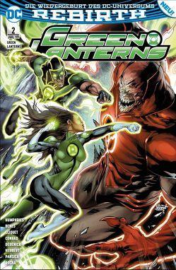 Green Lanterns von Benes,  Ed, Heiss,  Christian, Humphries,  Sam, Rocha,  Robson