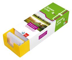 Green Line 4 G9 (ab 2019) – Klasse 8 Vokabel-Lernbox zum Schulbuch