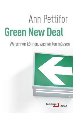 Green New Deal von Pettifor,  Ann, Schäfer,  Ursel