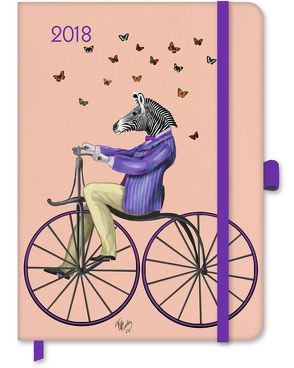GreenLine Diary GreenLine Fab Funky 2018
