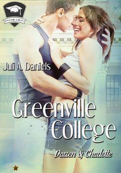 Greenville College: Darren und Charlotte von Daniels,  Juli A.