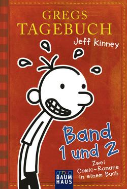 Gregs Tagebuch – Band 1 und 2 von Kinney,  Jeff, McMahon,  Collin