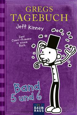 Gregs Tagebuch – Band 5 und 6 von Kinney,  Jeff, Schmidt,  Dietmar