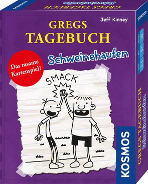 Kartenspiel Gregs Tagebuch – Schweinehaufen von Prinz,  Matthias