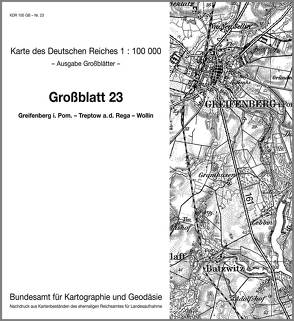 Greifenberg in Pommern – Treptow a. d. Rega – Wollin