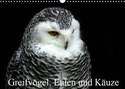 Greifvögel, Eulen und Käuze (Wandkalender 2019 DIN A3 quer) von Klatt,  Arno
