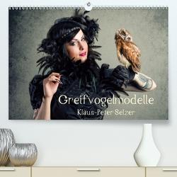 Greifvogelmodelle (Premium, hochwertiger DIN A2 Wandkalender 2020, Kunstdruck in Hochglanz) von Selzer,  Klaus-Peter