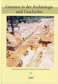 Grenzen in der Archäologie und Geschichte von Hesse,  Stefan