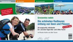 Grenzenlos radeln – Die schönsten Radtouren entlang von Seen und Flüssen