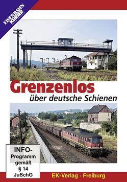 Grenzenlos über deutsche Schienen