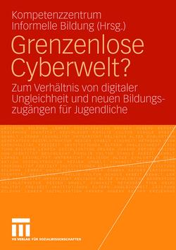 Grenzenlose Cyberwelt? von Iske,  Stefan, Klein,  Alexandra, Kutscher,  Nadia, Otto,  Hans-Uwe