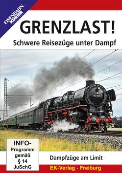 GRENZLAST! von Teuchert,  Daniel
