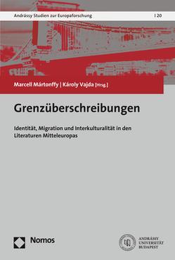 Grenzüberschreibungen von Mártonffy,  Marcell, Vajda,  Károly