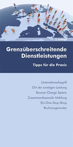 Grenzüberschreitende Dienstleistungen von Weinzierl,  Christine