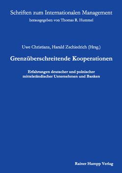 Grenzüberschreitende Kooperationen von Christians,  Uwe, Zschiedrich,  Harald